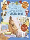 The Horse-Mad Pony-Lover's Activity Book by Libby Hamilton (Paperback, 2014)