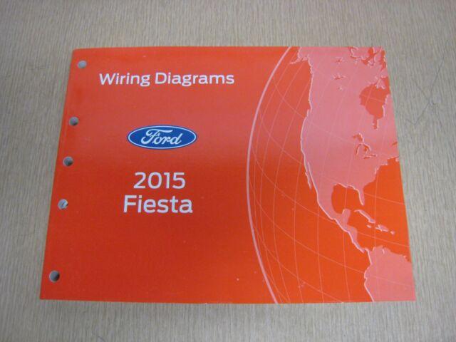 2015 15 Ford Fiesta Wiring Diagram Diagrams Service Repair