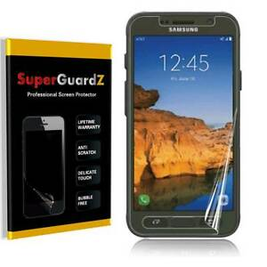 8X-SuperGuardZ-Anti-glare-Matte-Screen-Protector-For-Samsung-Galaxy-S7-Active