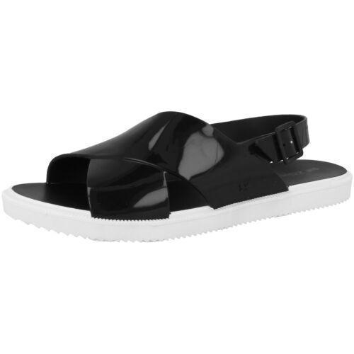 Zaxy Match Sand AD Schuhe Damen Sandalen Sandaletten black white 17360-8791
