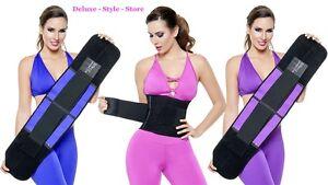 b2a3aa5000 Ann Michell 4025 Sport Waist Training Belt. LOSE WEIGHT Back Support ...