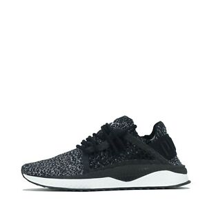 Puma-Tsugi-netfit-evoknit-Men-039-s-trainers-shoes-black-UK-8-5