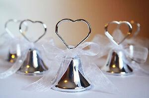 N.150pz campanelle tirabaci segnaposto matrimonio segnatavola campanella campana