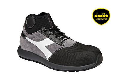 Scarpe di sicurezza di lavoro DIADORA UTILITY ammortizzatore di nuova tecnologia MASS S3 Stivali Alti | eBay
