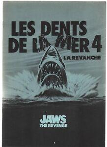 Dossier-de-Presse-LES-DENTS-DE-LA-MER-4-film-de-Joseph-SARGENT-1987-TBE