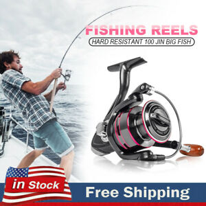 Trolling Fishing Reel Saltwater Right Hand Sea Bait Casting Fishing Reels USA