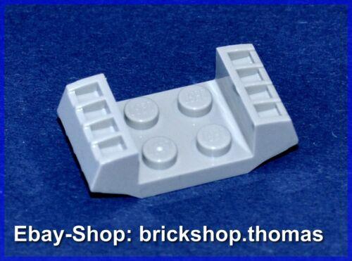 41862 Light Bluish Gray Grills Plate NEW Lego Blech Gitter Motor grau NEU