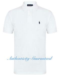8d0bf35d1d1880 Das Bild wird geladen Ralph-LAUREN-Herren-Classic-Fit-Kurzarm-Polo-Shirt-