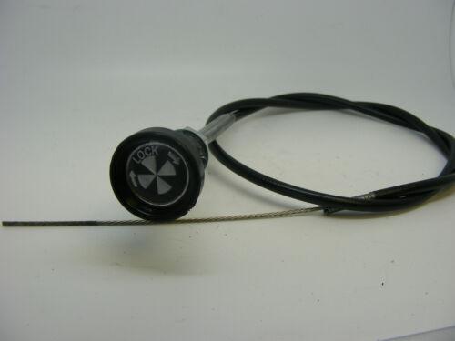 CLASSIC MINI CHOKE CABLE Pull Twist /& Lock 21A2329 Cooper s mini Austin BMC