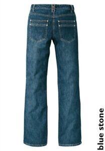 Denim 34 Lina H En gr 38 I Bootcut Pantalon Femmes s Jeans Neuf Étire T Blue USpRAS