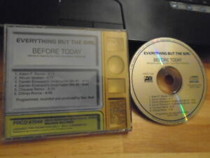 RARE-PROMO-Everything-But-the-Girl-CD-Before-Today-REMIXES-Chicane-underworld-DE