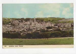 General-View-Truro-1960-Postcard-355a