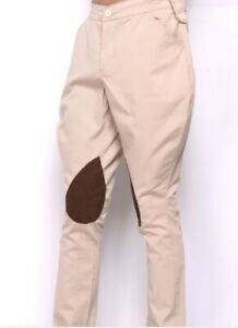 Men/'s New Horse Riding Breeches Equestrian Sports Trousers Formal Jodhpurs Pants