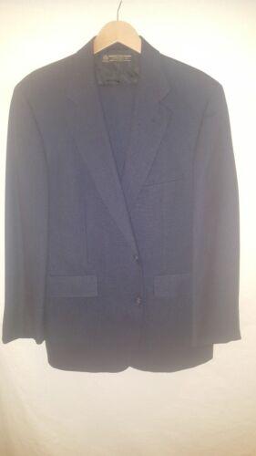 Brothers 41l Euc Blue Brooks Suit IYg7vbyf6m