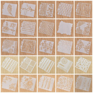 Number-Layering-Stencils-Template-Wall-Painting-Scrapbook-Embossing-Paper-Craft