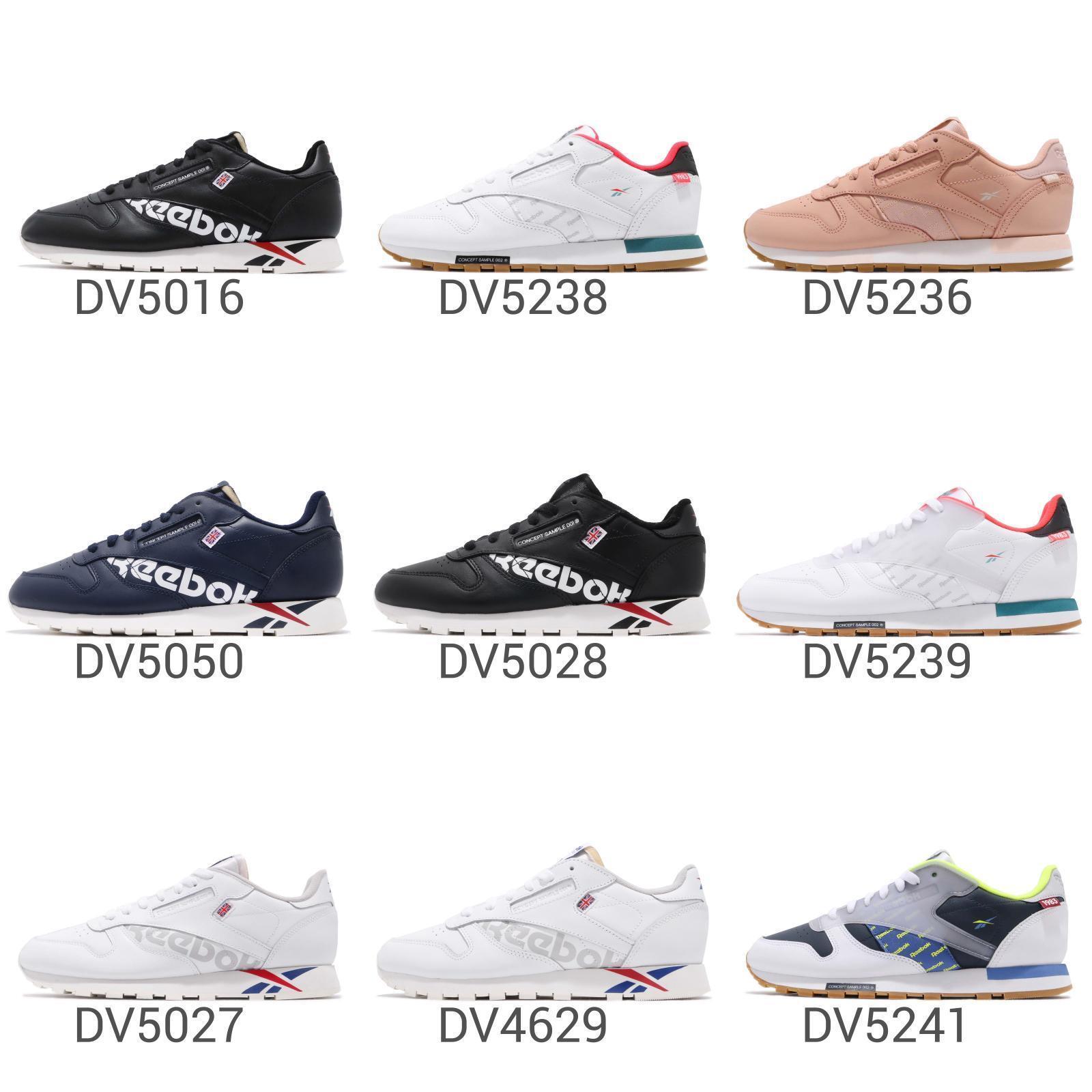 Reebok Classic Leather Altered LTHR Men Women Vintage Running Sneakers Pick 1