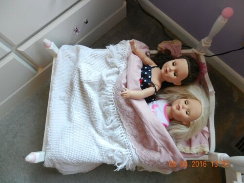 Wooden Doll Beds