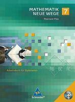 Mathematik Neue Wege 7 - Mathe 7. Schuljahr - Gymnasium - Abitur - mit CD-ROM