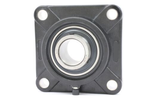 UCFPL208 40mm Thermoplastic Flange Four Bolt Mounted Ball Bearings 17732