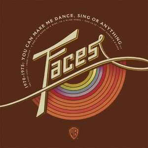 Faces-1970-1975-You-Can-Make-Me-Dance-Sing-or-Anything-NEW-5CD-BOX-SET