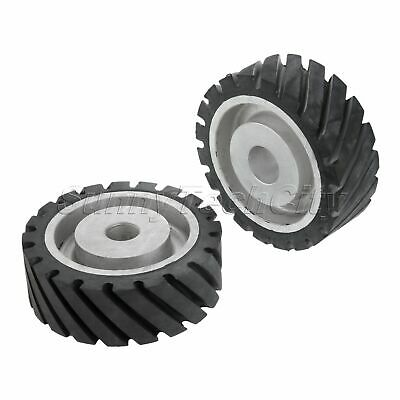 UK STOCK Polishing Wheel Buffer Pad Abrasive Buffing Head Shank Grinder 10PCS