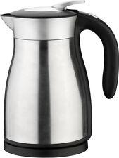 Vektra by Grunwerg Stainless Steel Vaccum Flask Electric Kettle 1.5L VEK-1501