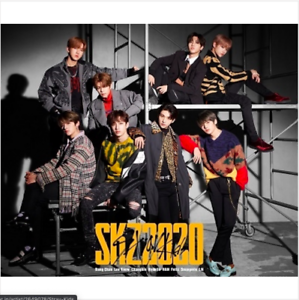 STRAY-KIDS-SKZ2020-JAPAN-2-CD-DVD-BOOK-limited-edition-Brand-New
