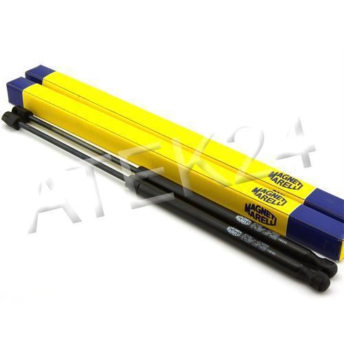 2x MAGNETI MARELLI GS0167 Heckklappendämpfer Gasfeder Gasdruckdämpfe
