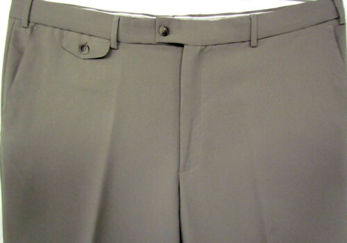 NEU Chino Classic Herren Stoff Hose hell khaki grau Übergröße 62 68 Langgr 118
