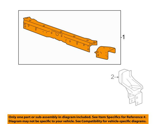 Genuine GM Bar Asm-F//End Upr Tie 23225180