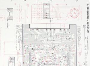 Details about Pioneer GM-D8 Original Power Amplifier Service-Circuit  Diagram/Diagram o97