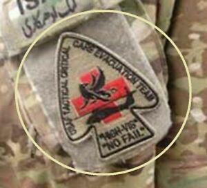 Afsoc Combat Blessé Response Spéciale Tactiques Critical Soin Insignes :