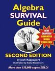 Algebra Survival Guide: A Conversational Guide for the Thoroughly Befuddled by Josh Rappaport (Paperback, 2014)