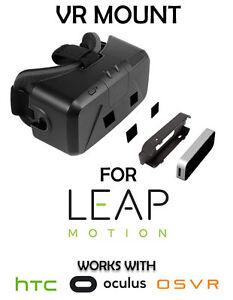 VR-Mount-for-LEAP-MOTION-Oculus-DK1-DK2-CV1-HTC-VIVE-OSVR-Support-Holder