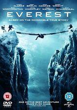 EVEREST     BRAND NEW SEALED GENUINE UK DVD