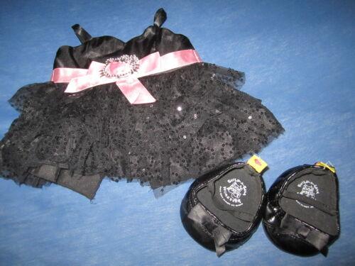 SÜß Build a Bear Girl Mädchen Hello Kitty Ausgeh Outfit anschauen lohnt!!!! Bärenbekleidung & Accessoires