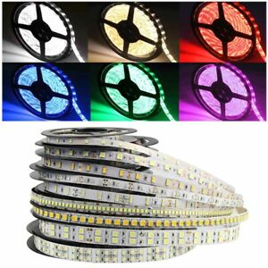 16-4ft-3528-2835-3014-5050-5054-5630-5730-7020-SMD-LED-Strip-Light-Flexible-12V