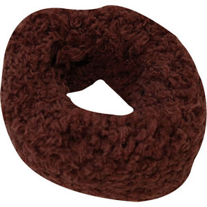 Auburn-Brown-Hair-Scrunchie-Bobble-Scrunchy-Band-Girls-Womens-Kids-Accessories