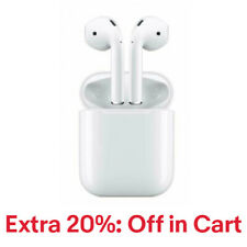 Apple AirPods Generation 2 with Charging Case MV7N2AM/A
