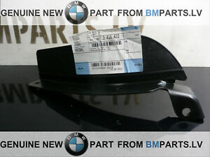 BMW X3 F25 Pressure Lip Front Left