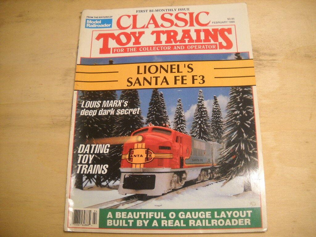 CLASSIC TOY TRAINS - 22 rare riviste USA modelli ferroviari Americani