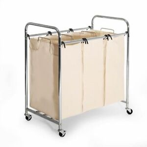 Laundry-Hamper-with-3-Removable-Bags-Heavy-Duty-Laundry-Organizer-Cart-W-Wheels