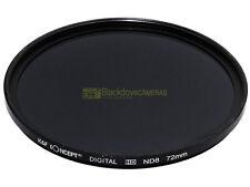 72mm. filtro Neutral Density ND8 K&F Concept Digital HD Slim.