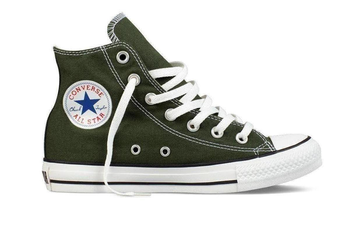Converse All Star Chuck Taylor Ct Hi Kombu Vert Homme Chaussures132306F