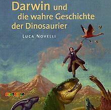 Darwin-und-die-wahre-Geschichte-der-Dinosaurier-Buch-Zustand-gut