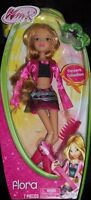 """Winx 11.5"""" Basic Fashion Doll Concert Collection - Flora - 44421"""