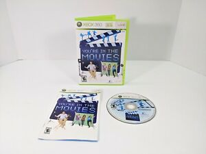 You-039-re-in-the-Movies-Microsoft-Xbox-360-2008-COMPLETE