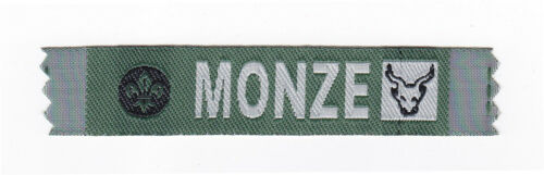 AFRICA SCOUTS OF ZAMBIA ZAMBIAN MONZE SCOUT DISTRICT Patch