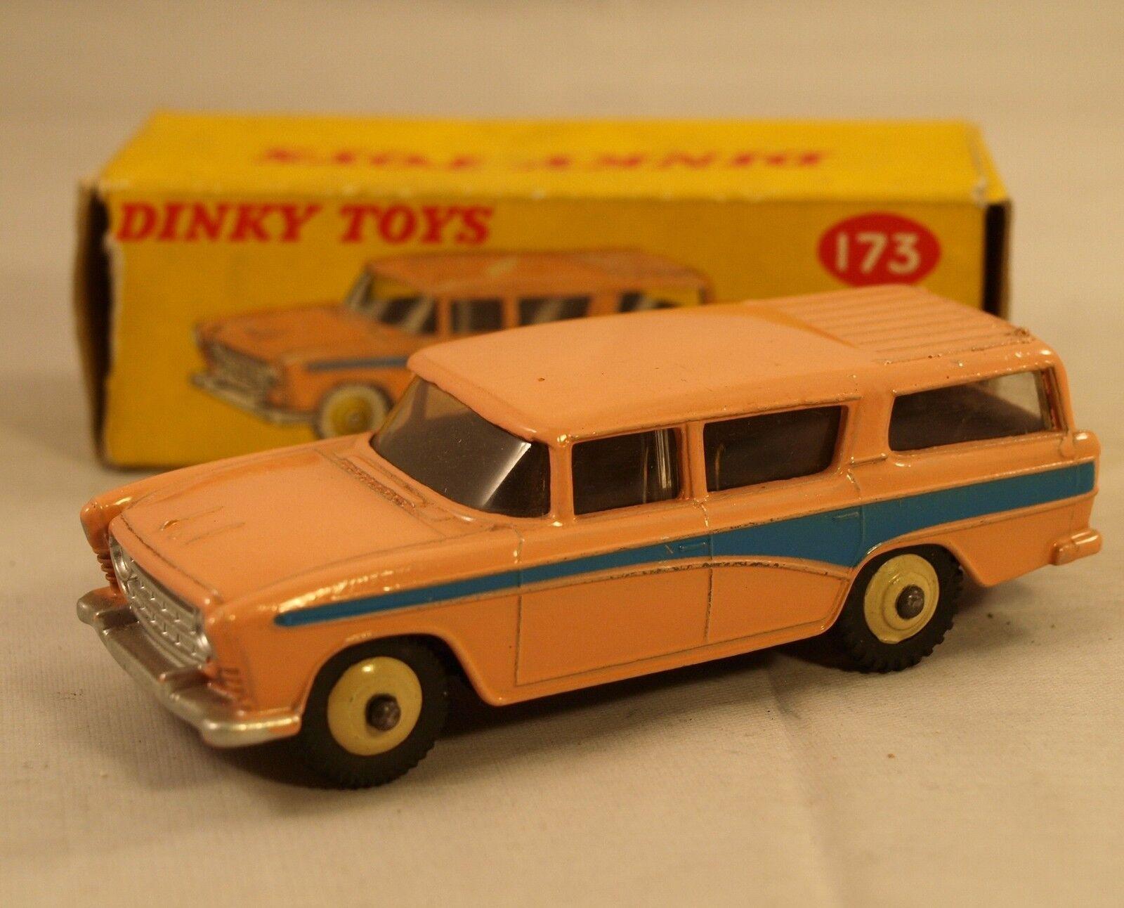 Dinky Toys GB 173 Nash Rambler