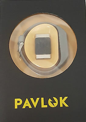Brand New Pavlok Watch + Wristband in Gray